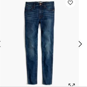 BRAND NEW Madewell jeans.